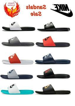 🔥🔥🔥NEW Nike Mens Benassi JDI Slippers Slide Sandals