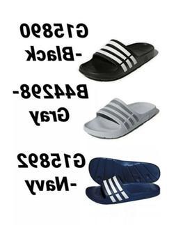🔥🔥🔥NEW Adidas Mens Duramo Slide Sandals Flip Flops