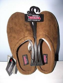 NWT Dickies Men's Memory Foam Slippers Size: Small 7 - 8 Bro