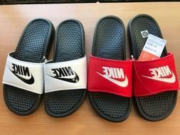 NWT Mens Benassi Jdi Slide Sandals Slippers Flip-flop for Ho