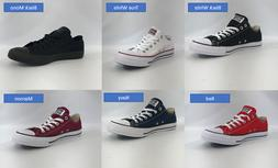 Original Converse All Star Chuck Taylor Canvas Shoes Low Top
