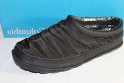COLUMBIA PACKED OUT II MEN'S OMNI-HEAT SLIPPERS, SIZE 8, BM1