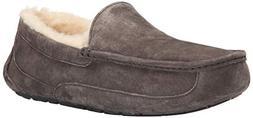 Men's Ugg Ascot Suede Slipper, Size 14 M - Black