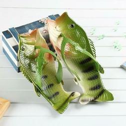 summer runwar shoes fish slippers flip flops