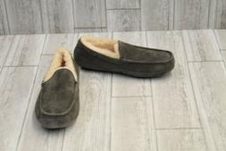 + UGG Men's Ascot Slipper - Charcoal - Choose Your Size