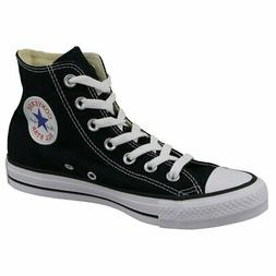 Converse Unisex Chuck Taylor All Star High Top Black Ankle S