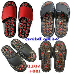 women men slipper sandal reflex massage slippers