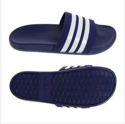 adidas Women's Adilette CF+ Stripes W Famous Slide Sandal SZ