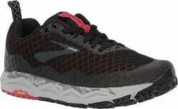 Brooks Women's Caldera 3 Running Shoes, Black/Grey/Teaberry,