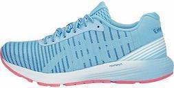 ASICS Women's Dynaflyte 3 Running Shoe, Skylight/White, 11 B