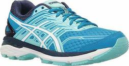 ASICS Women's GT-2000 5 Running Shoe, Diva Blue/White/Aqua S