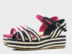 Women's Shoes Sandals Fashion Flip-Flops Slippers Wedge Sand